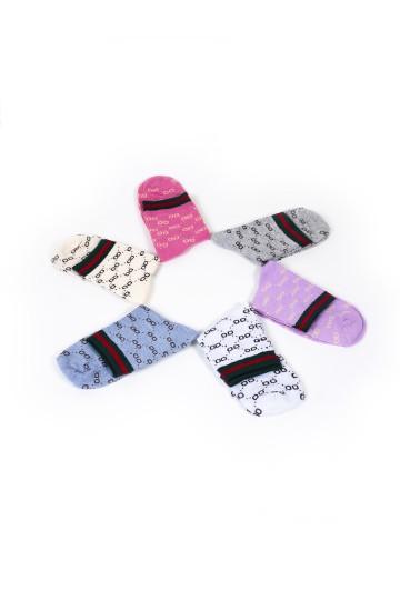 Комплект женских носков (6 пар)