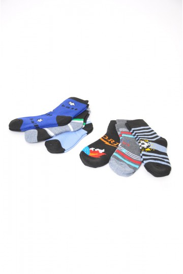 Комплект детских носков(утепленные)(6 пар)
