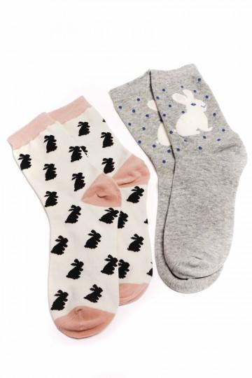 Комплект женских носков (2 пары)