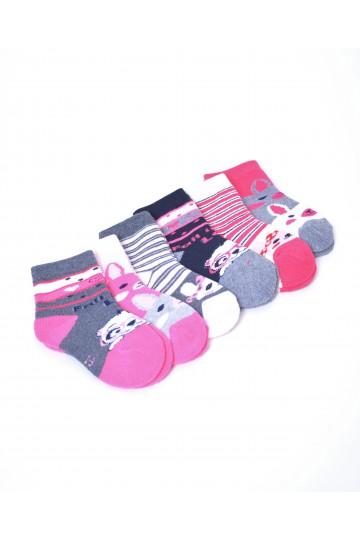 Комплект детских носков (утепленные) (6 пар)