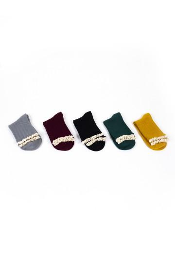 Комплект женских носков (5 пар)